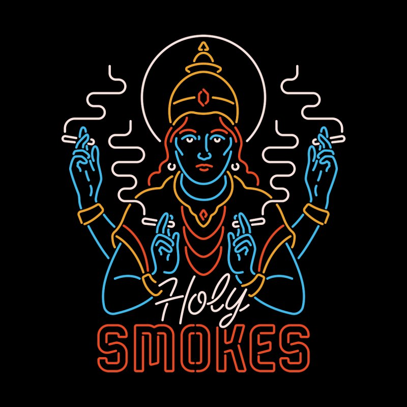 Holy Smokes by Cody Weiler
