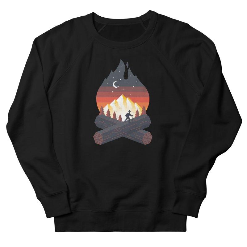 Wildfire Men's Sweatshirt by Cody Weiler