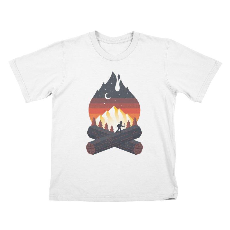 Wildfire Kids T-Shirt by Cody Weiler