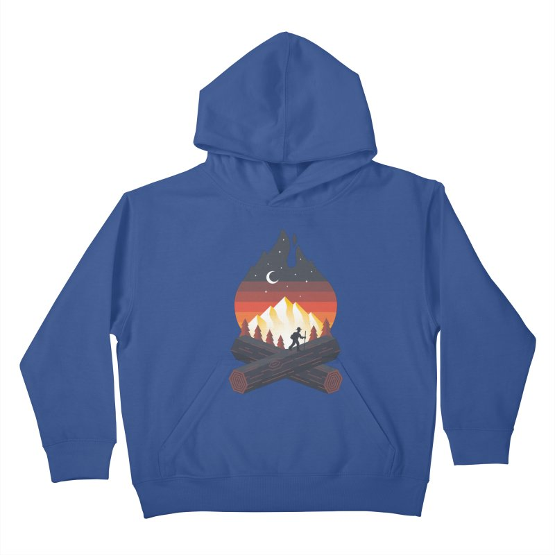 Wildfire Kids Pullover Hoody by Cody Weiler