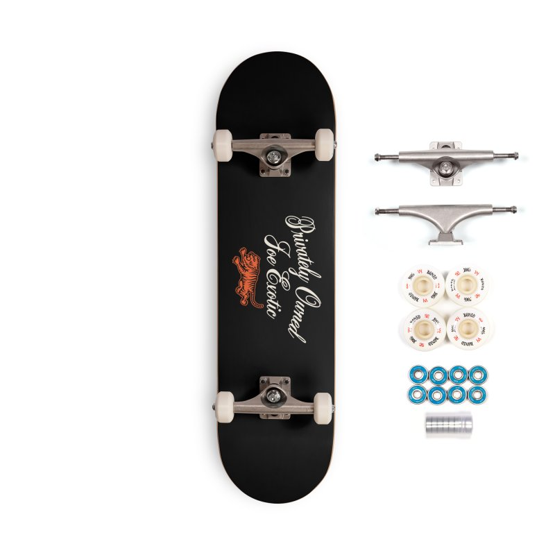 Privately Owned Accessories Complete - Premium Skateboard by Cody Weiler