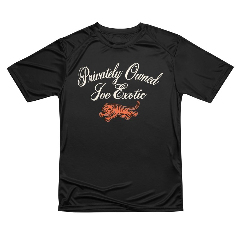 Privately Owned Women's Performance Unisex T-Shirt by Cody Weiler