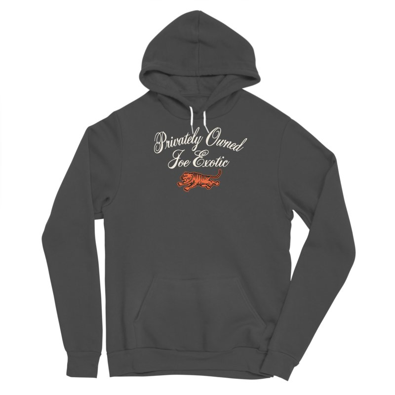 Privately Owned Men's Sponge Fleece Pullover Hoody by Cody Weiler