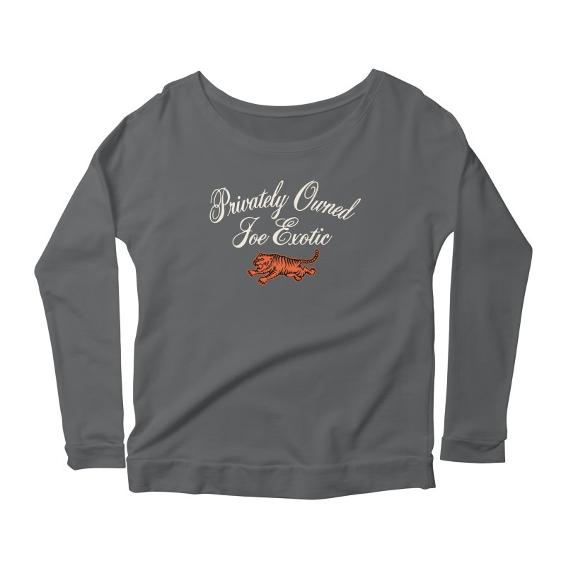 Privately Owned Women's Longsleeve T-Shirt by Cody Weiler