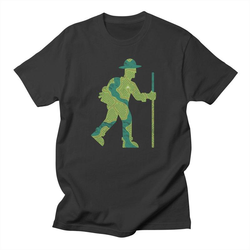 The Outdoorsman Men's T-Shirt by Cody Weiler