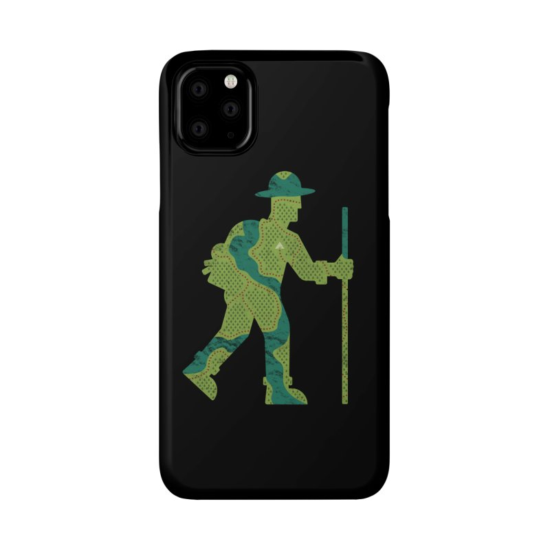 The Outdoorsman Accessories Phone Case by Cody Weiler