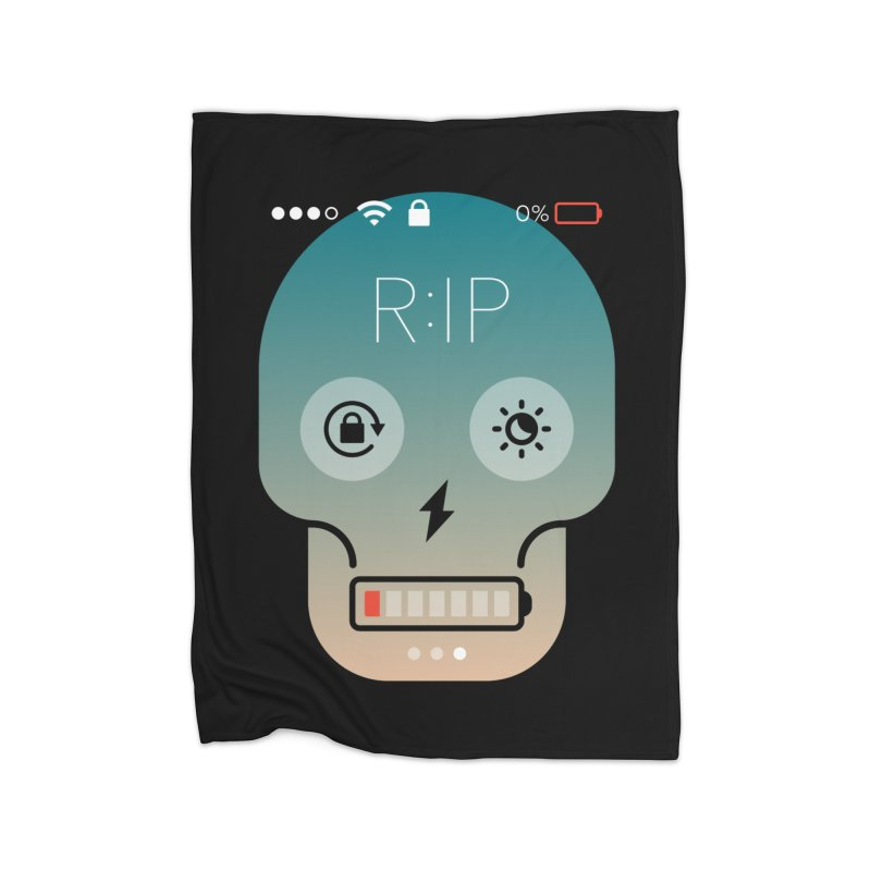 Sorry, my phone died. Home Blanket by csw