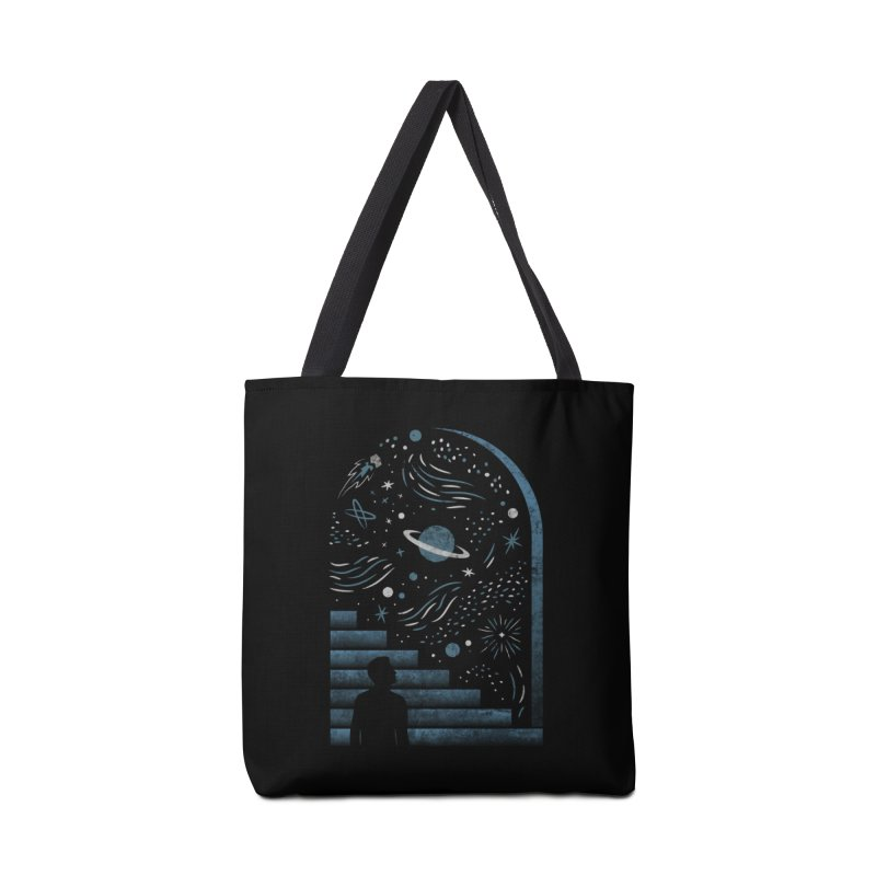 Open Space Accessories Bag by csw