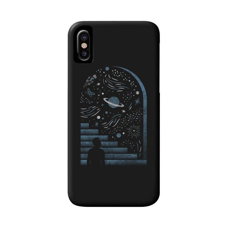 Open Space Accessories Phone Case by csw