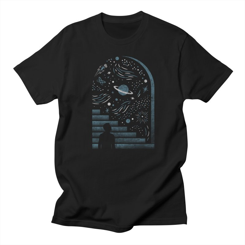 Open Space Women's Unisex T-Shirt by csw