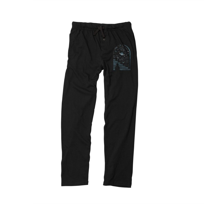 Open Space Men's Lounge Pants by csw