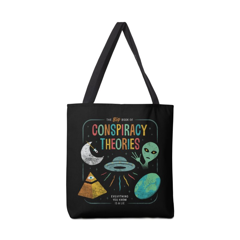 Conspiracy Theories Accessories Bag by csw