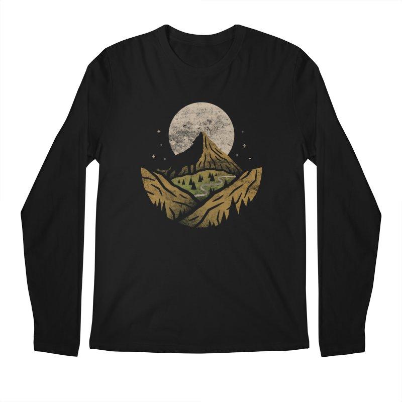 Loner Men's Longsleeve T-Shirt by csw