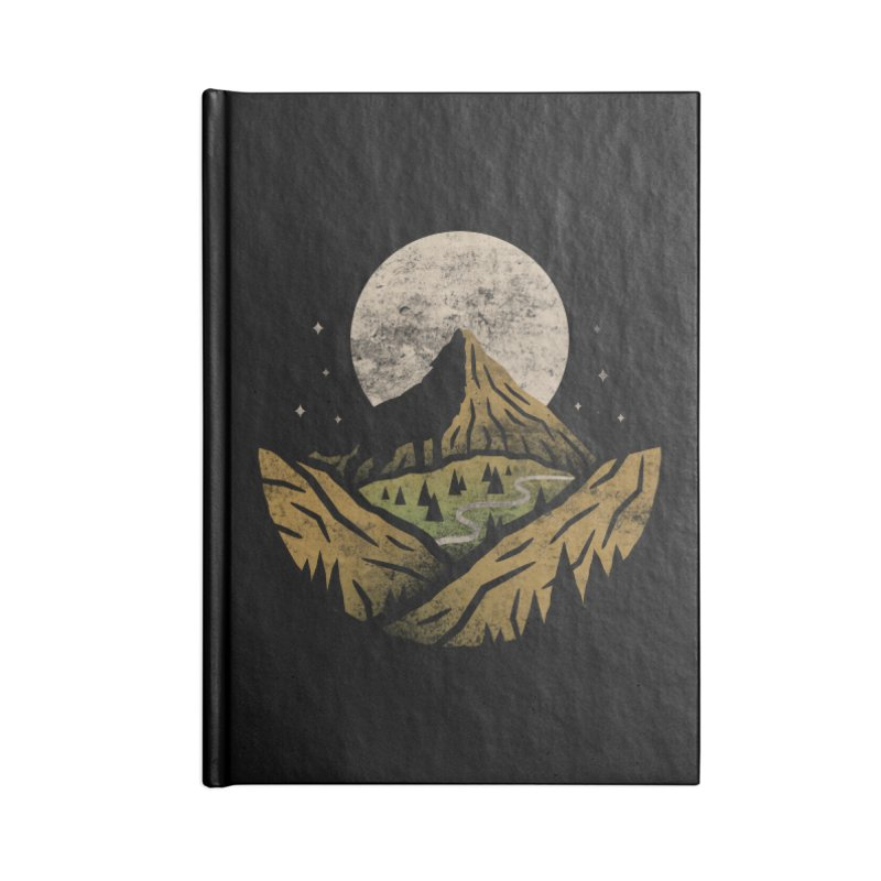 Loner Accessories Notebook by csw