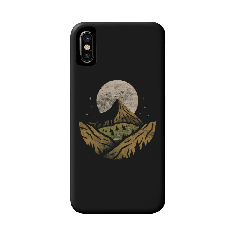 Loner Accessories Phone Case by csw