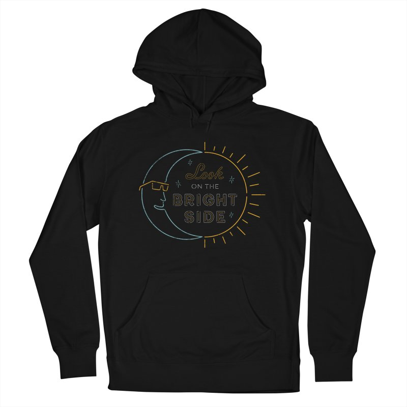 Bright Side Women's Pullover Hoody by csw
