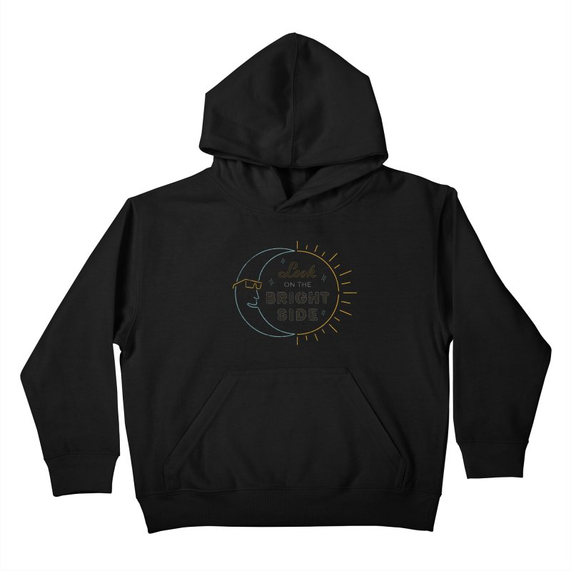 Bright Side Kids Pullover Hoody by csw