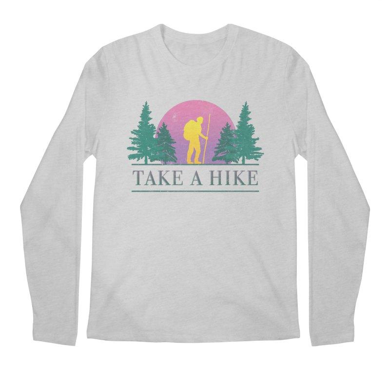 Take a Hike Men's Longsleeve T-Shirt by Cody Weiler