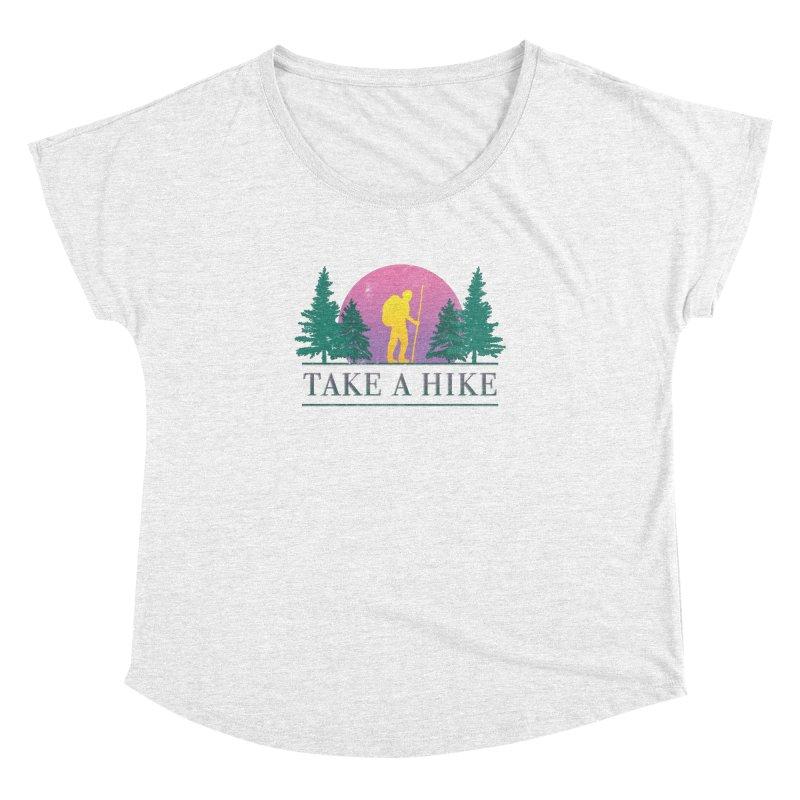 Take a Hike Women's Dolman by csw