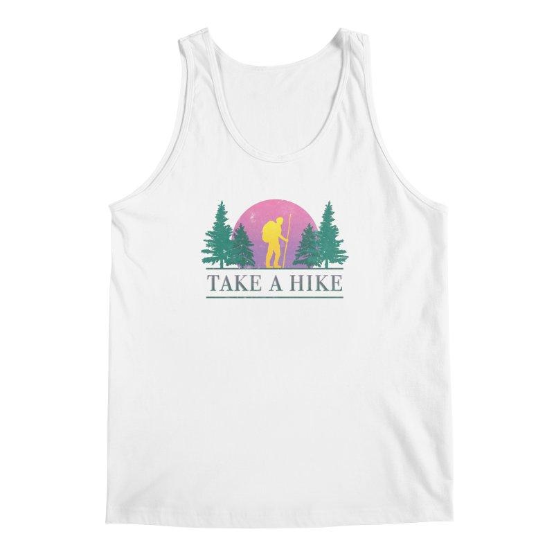 Take a Hike Men's Tank by csw