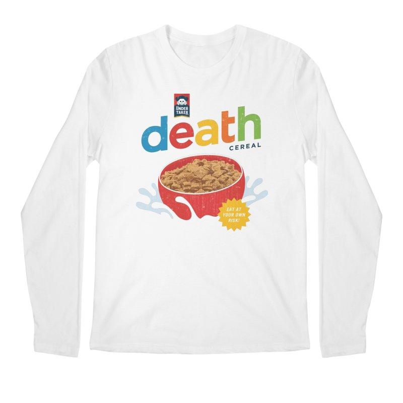 Death Men's Longsleeve T-Shirt by csw