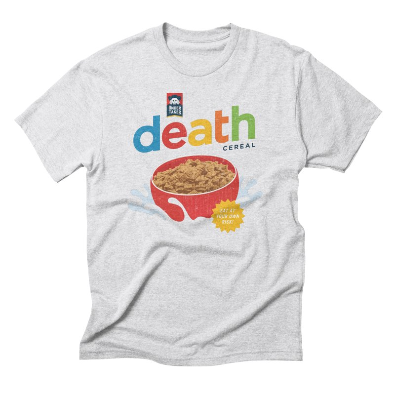 Death Men's Triblend T-shirt by csw