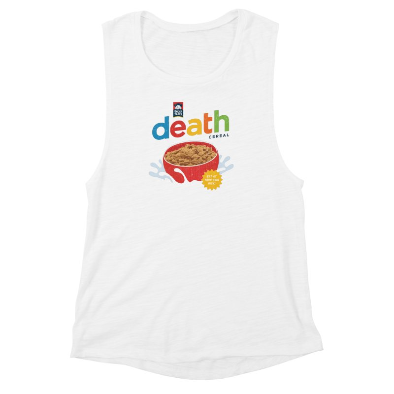 Death Women's Muscle Tank by csw