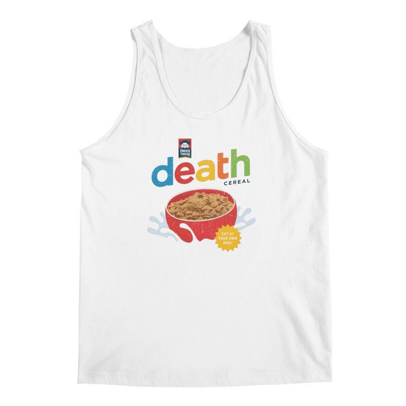 Death Men's Tank by csw