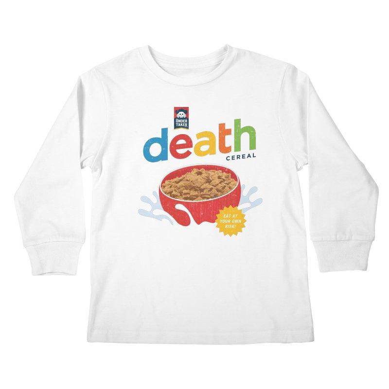 Death Kids Longsleeve T-Shirt by csw