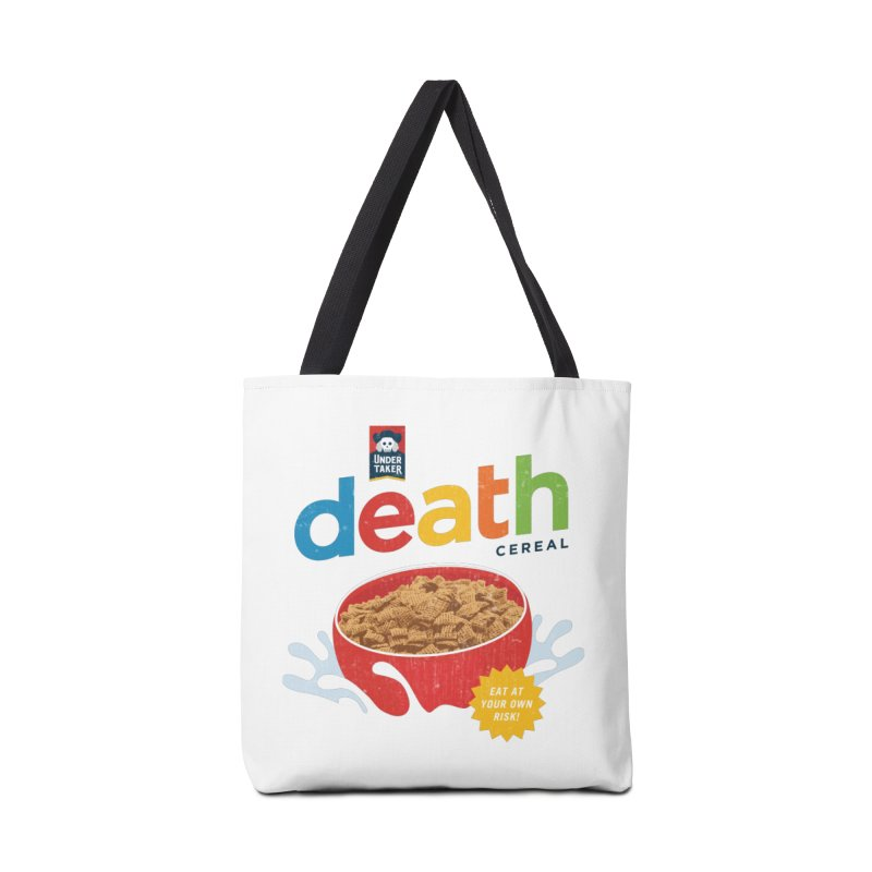 Death Accessories Bag by csw