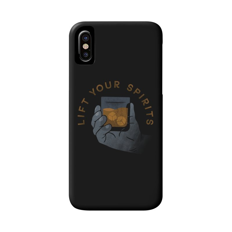 Lift Your Spirits Accessories Phone Case by csw