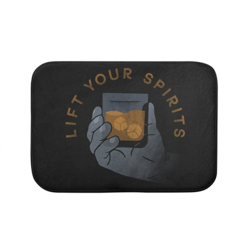 Lift Your Spirits Home Bath Mat by csw