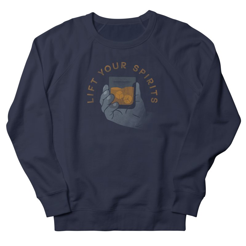 Lift Your Spirits Men's Sweatshirt by csw