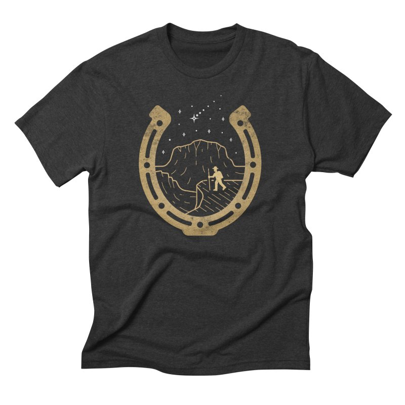 Lucky Stars Men's Triblend T-shirt by csw