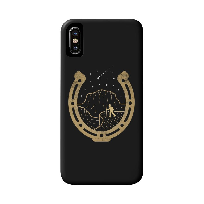 Lucky Stars Accessories Phone Case by csw