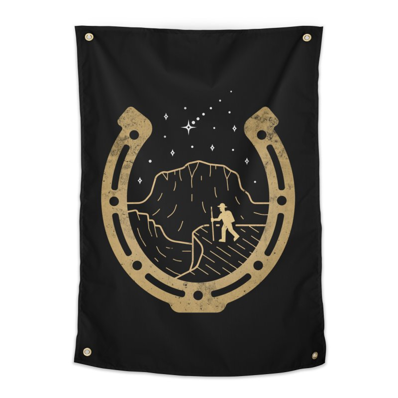 Lucky Stars Home Tapestry by csw