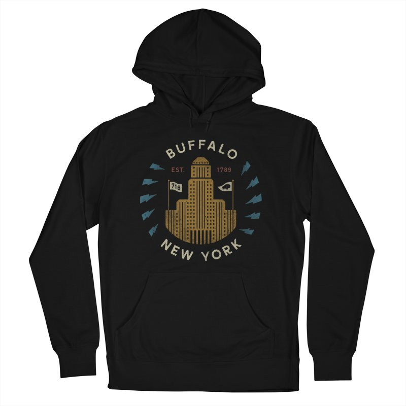 Hometown Pride Men's Pullover Hoody by csw