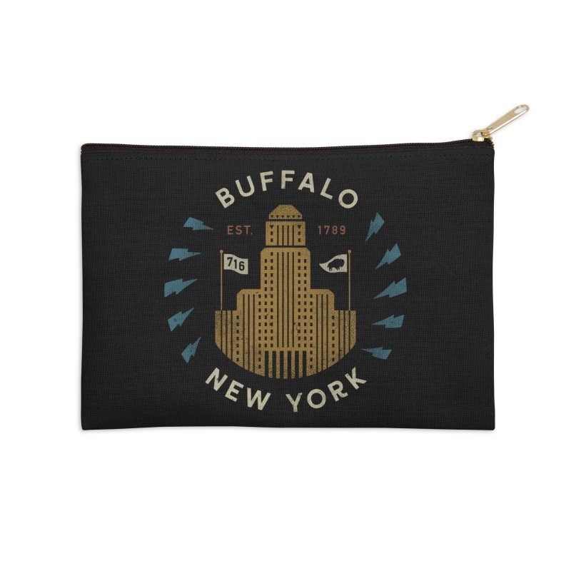 Hometown Pride Accessories Zip Pouch by csw