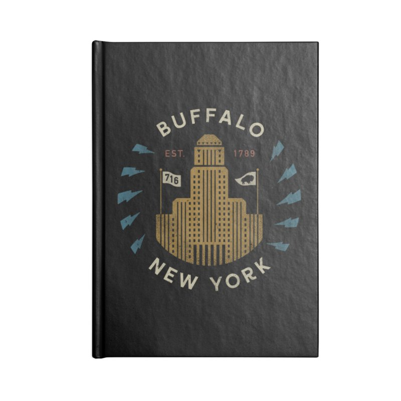 Hometown Pride Accessories Notebook by csw