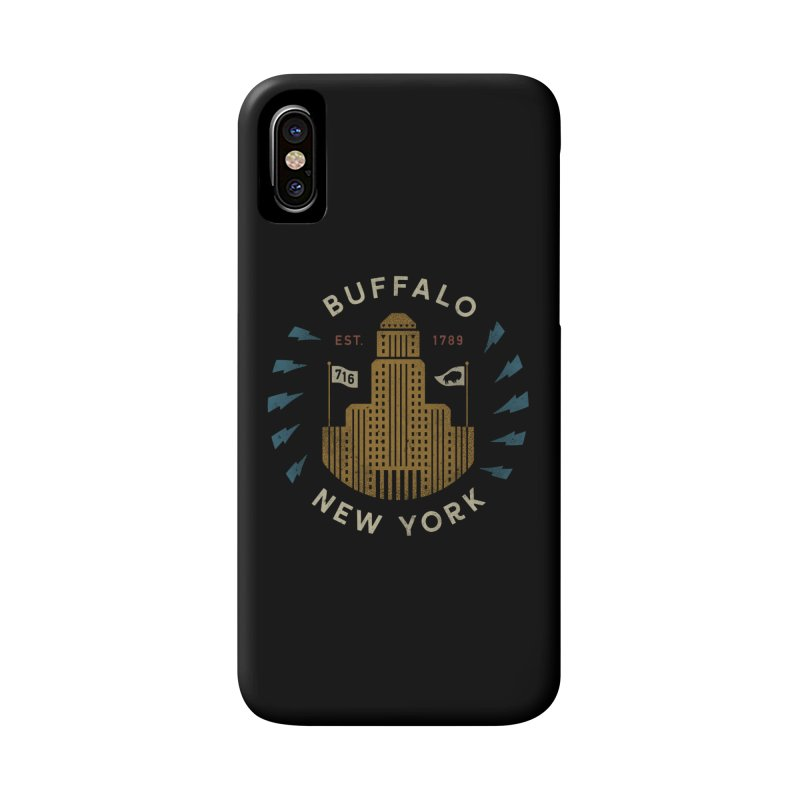 Hometown Pride Accessories Phone Case by csw