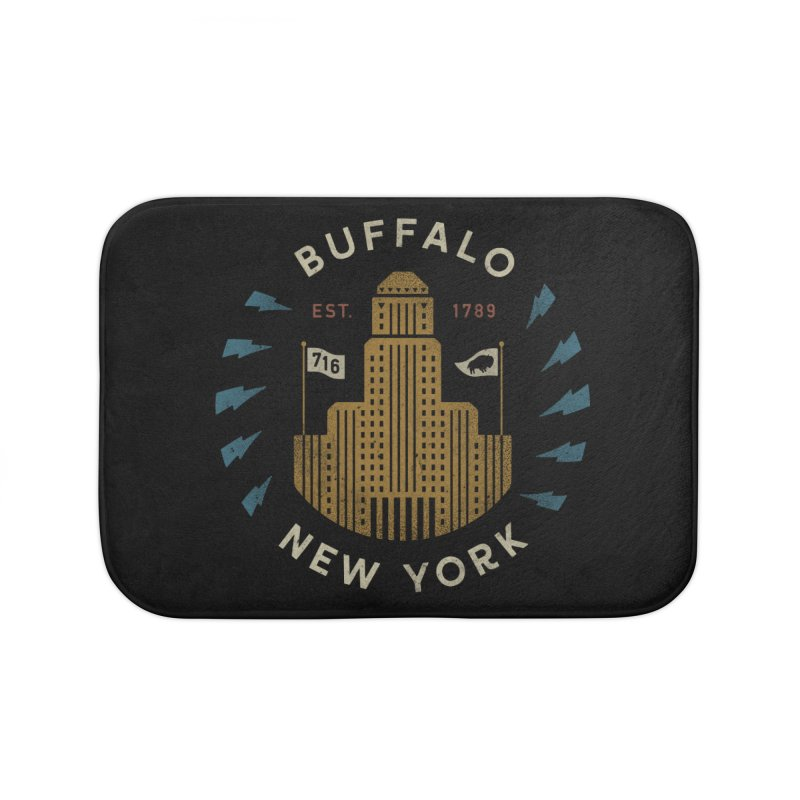 Hometown Pride Home Bath Mat by csw