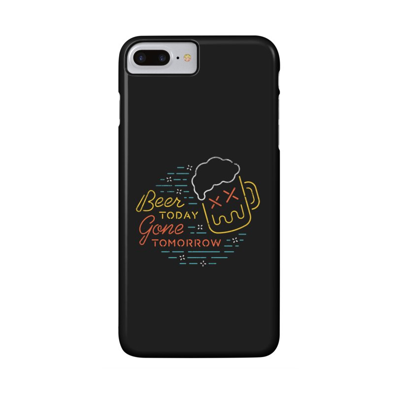 Beer and Gone Accessories Phone Case by csw