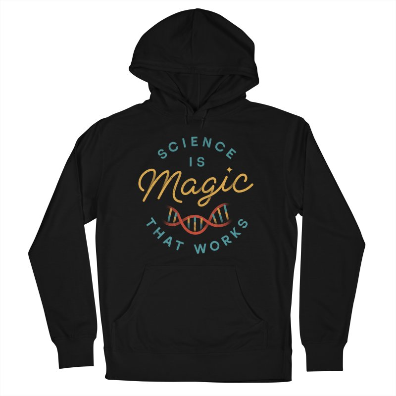 Science is Magic Men's Pullover Hoody by csw