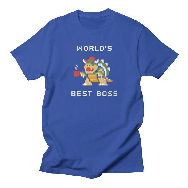 World's Best Boss Women's Unisex T-Shirt by csw