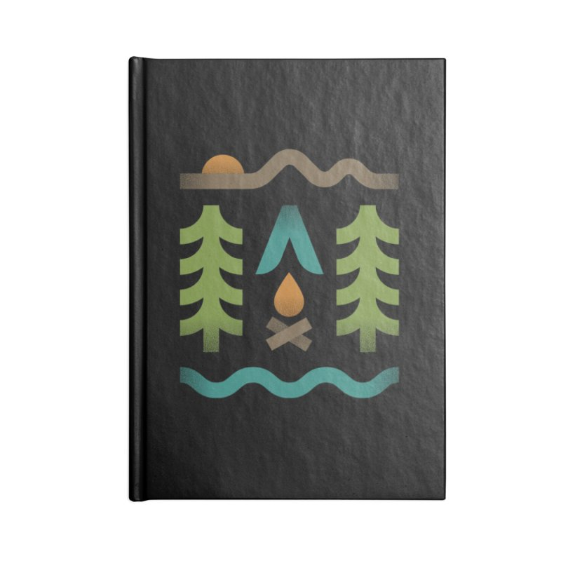 Simple Pleasures Accessories Notebook by csw