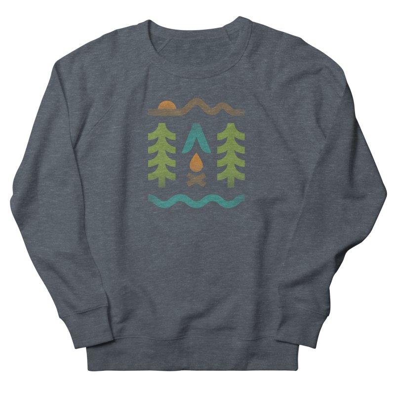 Simple Pleasures Men's Sweatshirt by csw