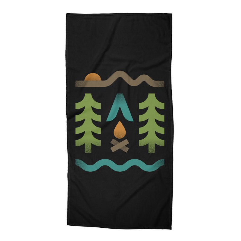 Simple Pleasures Accessories Beach Towel by csw