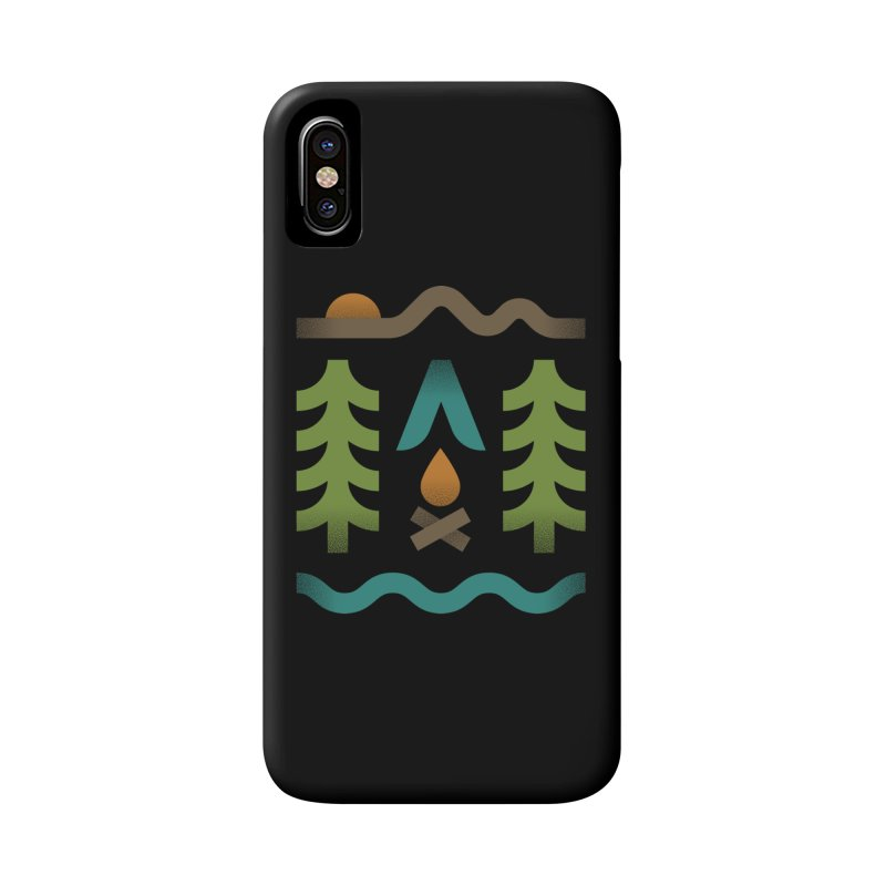 Simple Pleasures Accessories Phone Case by csw