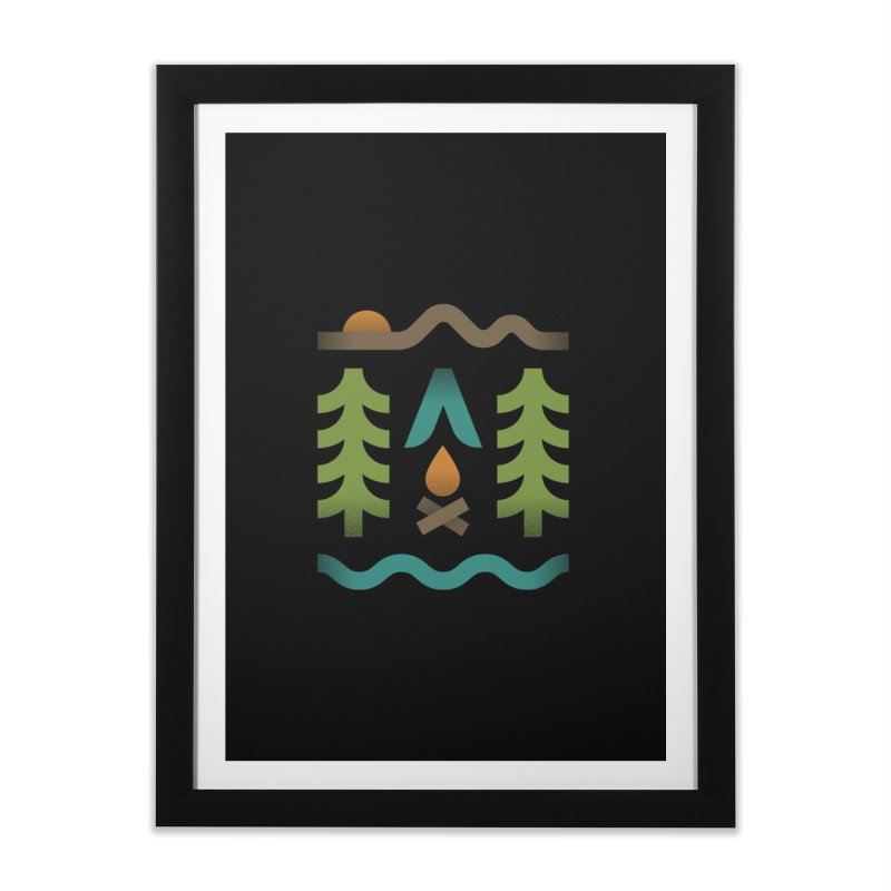 Simple Pleasures Home Framed Fine Art Print by csw