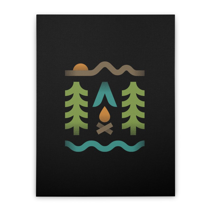 Simple Pleasures Home Stretched Canvas by csw